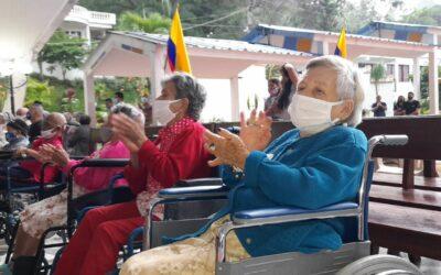 Jornada Mundial de los abuelos y de las personas mayores